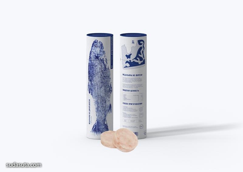 MissionBay 美食包装设计欣赏