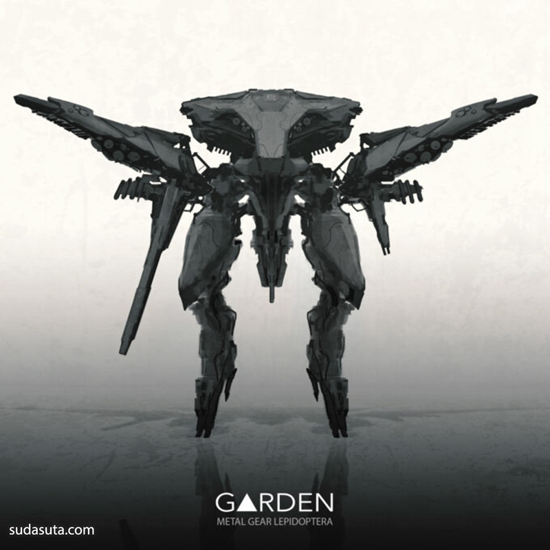 Tom Garden 概念插画欣赏