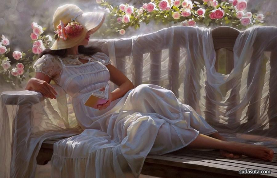 Andrey Belichenko 古典绘画欣赏