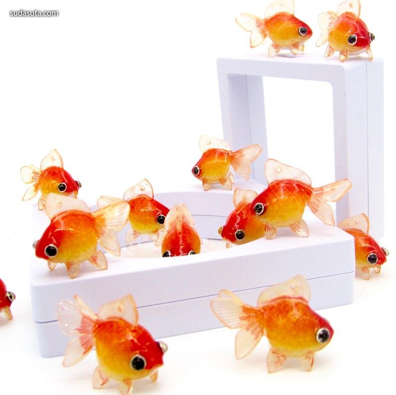 麋鹿手工匠 鱼之爱