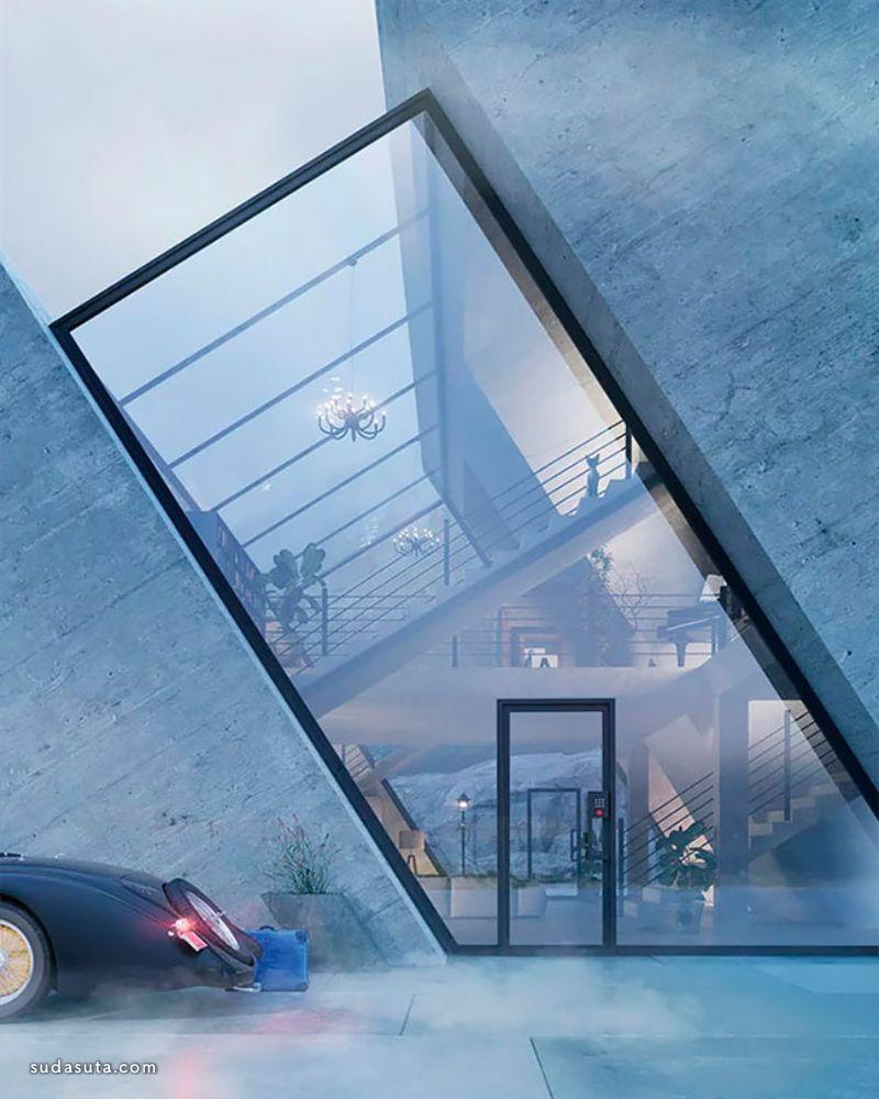 Karina Wiciak 建筑设计欣赏