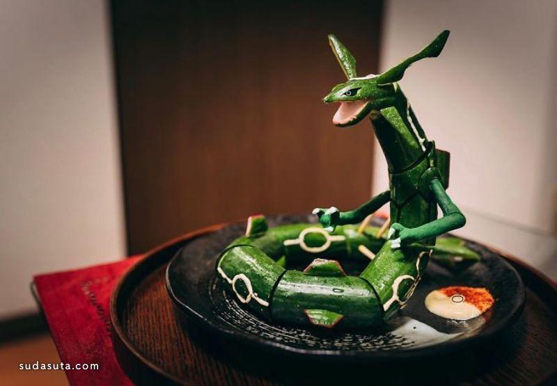 Osaka 美食的艺术