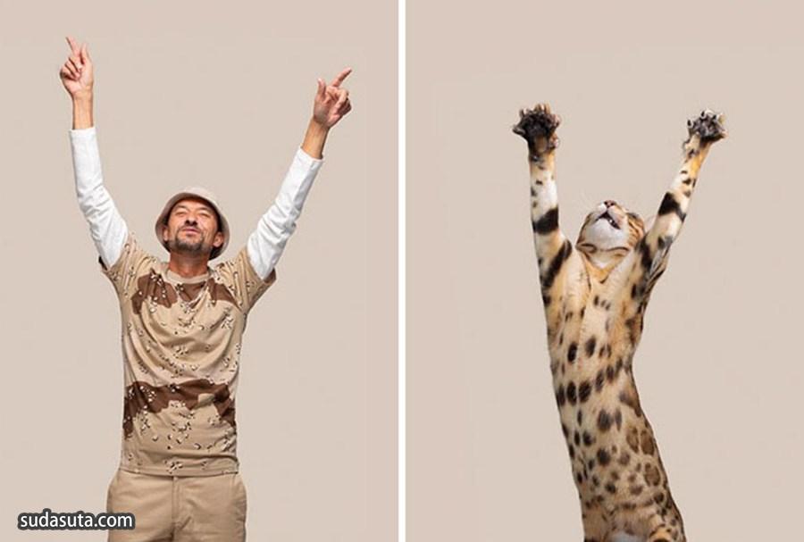 Gerrard Gethings 宠物摄影欣赏