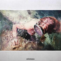 巴西艺术家 Marcos Beccari