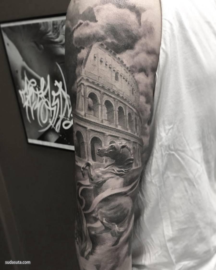 Mrtstucklife 纹身设计欣赏