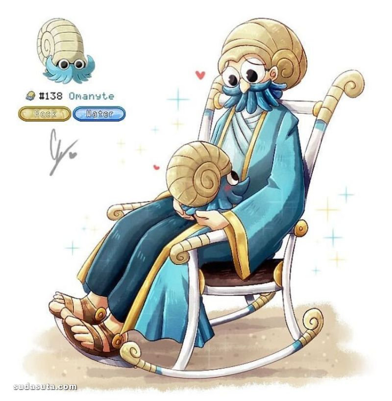 Endifi/Frosty 精灵宝可梦