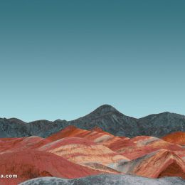 Jonas Daley 旅行摄影《Colorful Danxia》