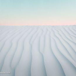 Jonas daley 自然摄影《Mist Hotan Prefecture》