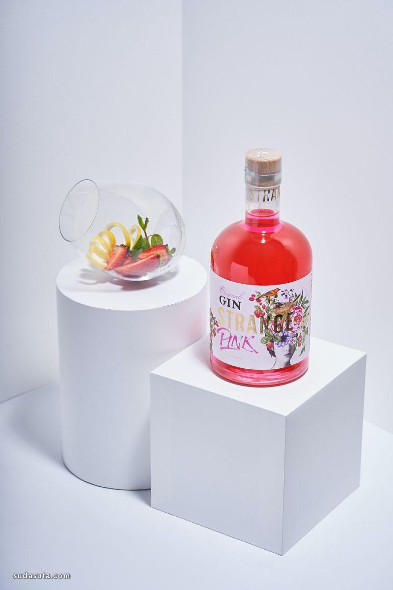 恋爱松子酒 包装设计欣赏