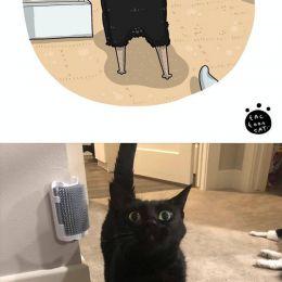Tactooncat 猫啊猫 猫咪卡通插画欣赏