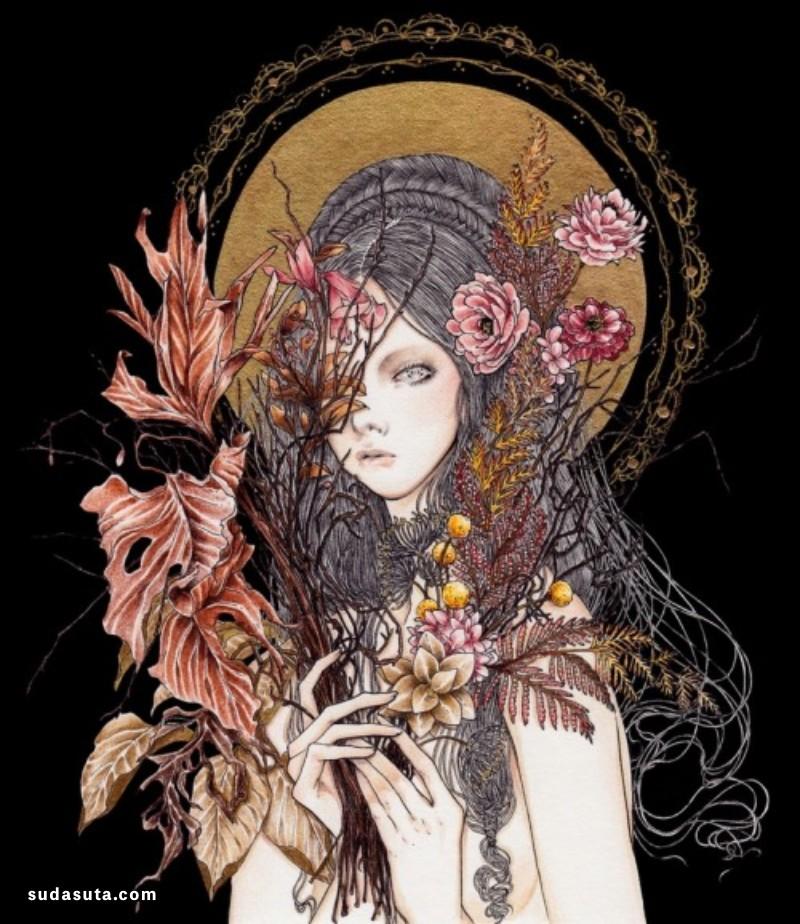 Andi Soto 绘画艺术欣赏