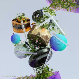 Cris Labno 3D数字艺术欣赏