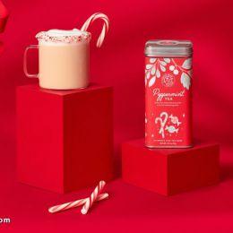 Jessica Kaldem 咖啡和茶叶的包装设计欣赏