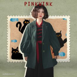PinkWink 小星夜大梦想 独立女装设计欣赏