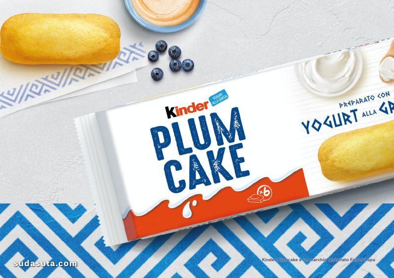 Plum Cake 包装设计欣赏