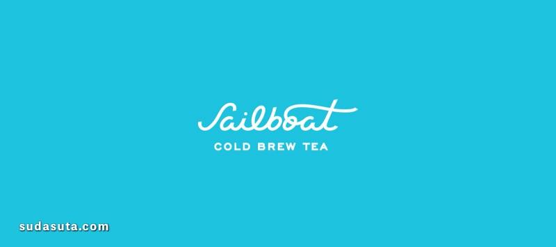 Sailboat 茶饮包装设计欣赏