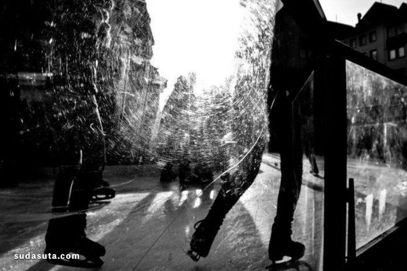 Susana Freitas 黑白街头人像摄影
