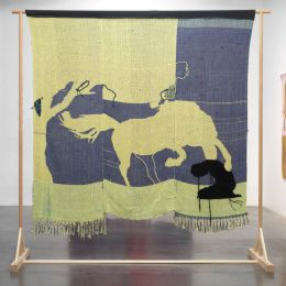 Diedrick Brackens 编织物设计欣赏