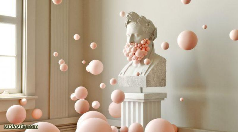 Federico Picci 填充空间 装置设计欣赏