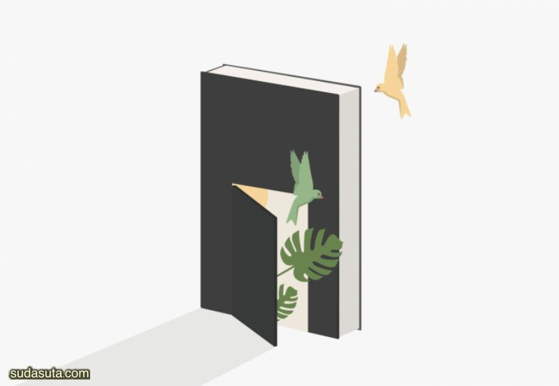 Marta D'Asaro 讽刺卡通插画欣赏