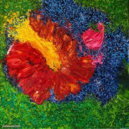 Nikhi Aum 色彩艺术欣赏