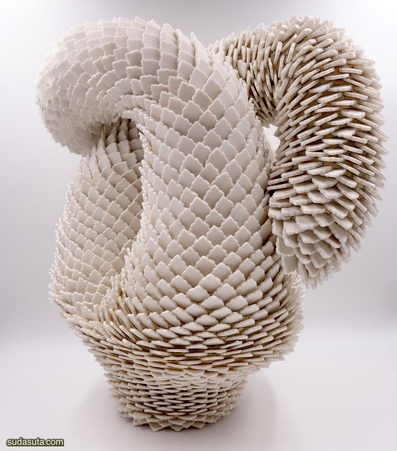 Zemer Peled 陶瓷立体造型设计欣赏