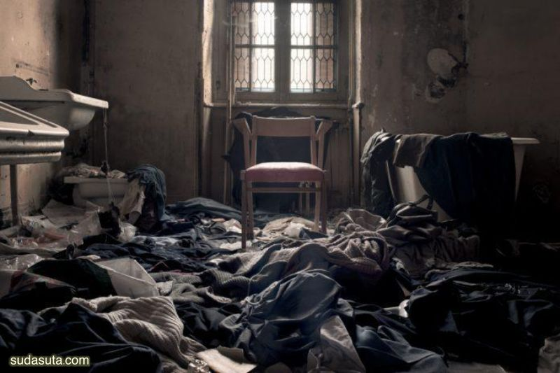 Stéphane Guillaume 荒废的房子