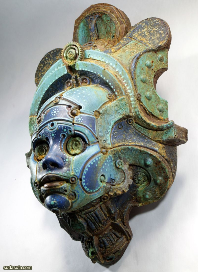 Tomàs Barceló 雕塑设计欣赏