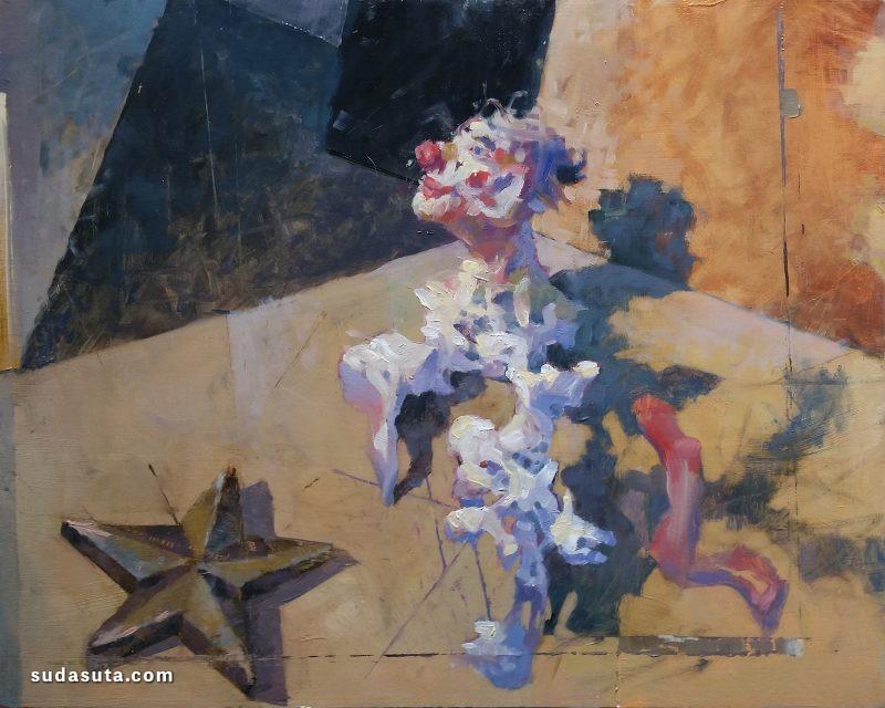 Durand Seay 抽象艺术欣赏
