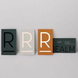 Realm 品牌设计欣赏