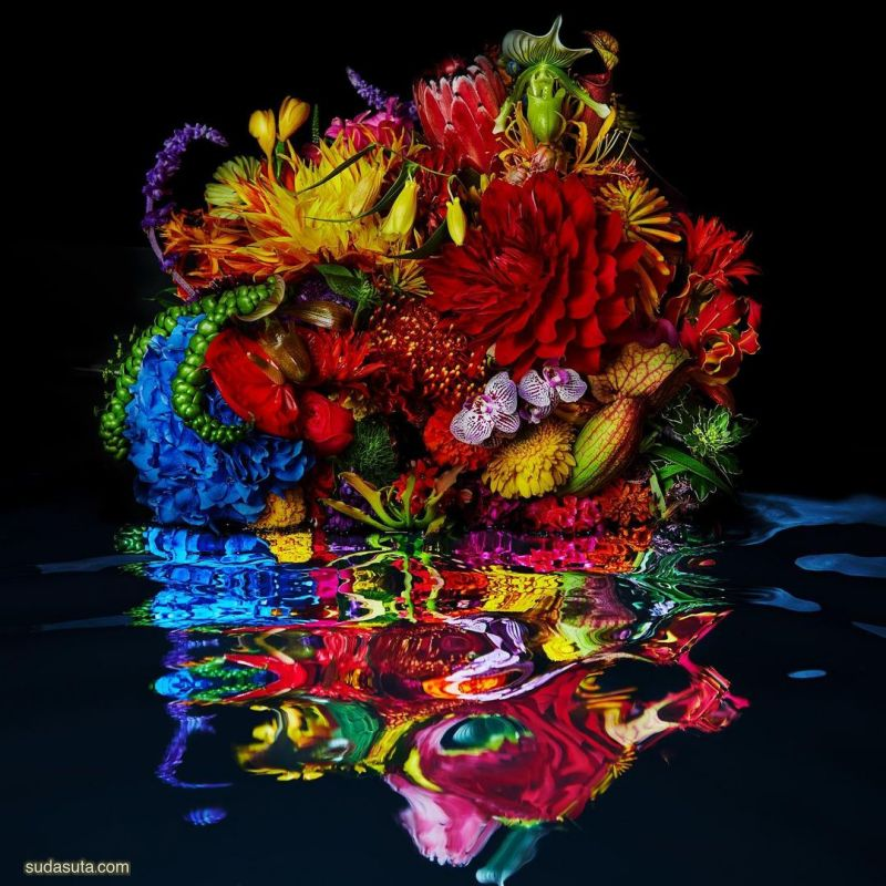 Azuma Makoto 超现实主义视觉艺术欣赏