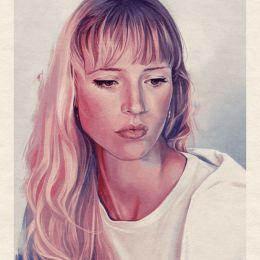 Clara Gaby-Rose 数字艺术插画作品欣赏