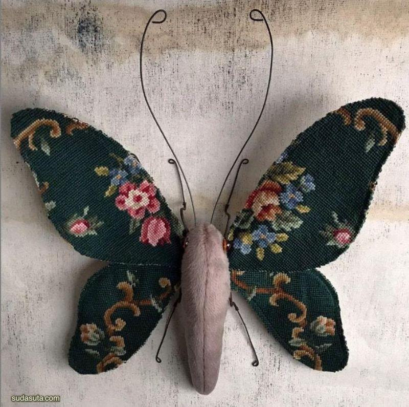 Larysa Bernhardt 纺织艺术家