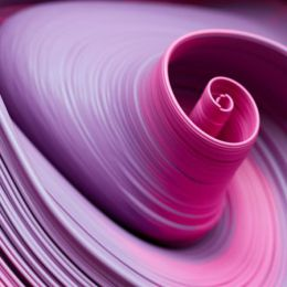 Lee Griggs 炫目的3D立体渲染分形设计欣赏