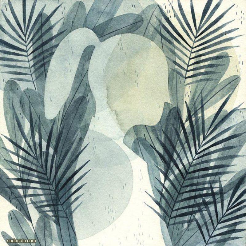 Maggie Chiang 绘画艺术欣赏