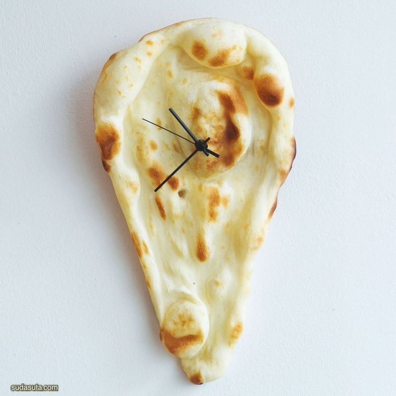 PAMPSHADE 面包钟表 新艺术解释
