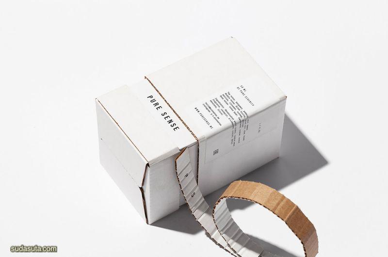 Pure Sense 包装设计欣赏