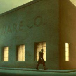 Tony Nahra 下雾的城市 虚拟数字艺术作品欣赏