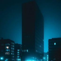Apo Genc 夜 城市摄影欣赏