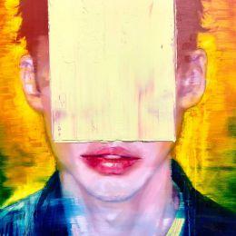 韩国艺术家 GyoBeom An 绘画艺术欣赏