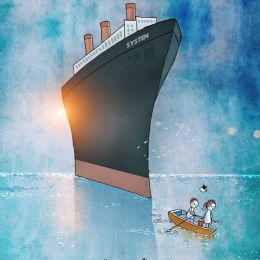 Vimal Chandran 漫画作品欣赏