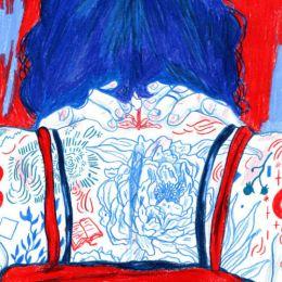 Hannah Lock 手绘插画欣赏