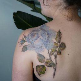 Havva Karabudak 纹身设计欣赏
