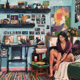 Vincent Giarrano 油画作品欣赏