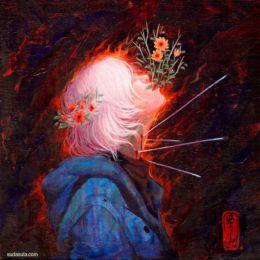 Yumi Yamazaki 数字艺术作品欣赏